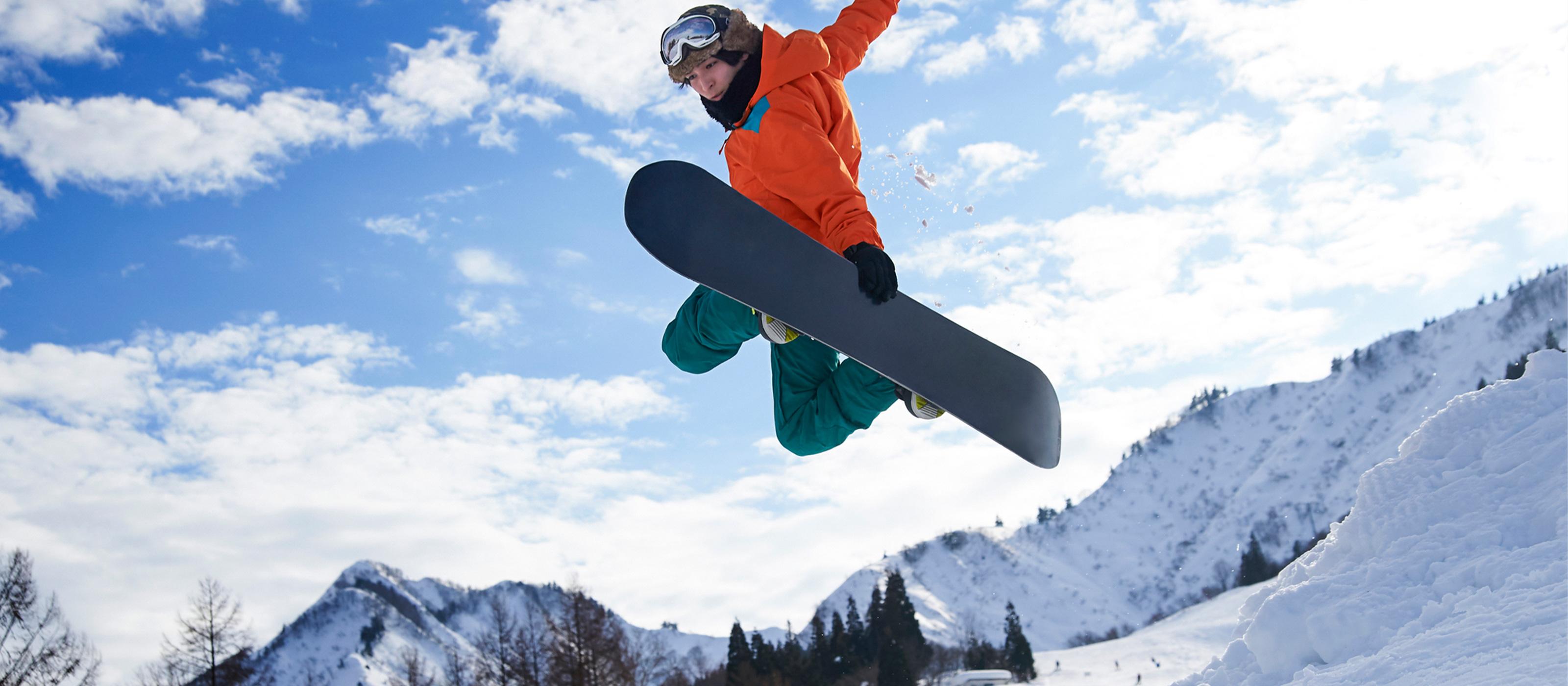 スノーボード&スキーツアー